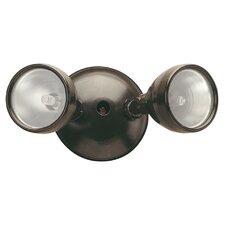 Twin Head 2-Light Spot Light