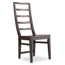 Curata Ladder Back Dining Chair (Set of 2)