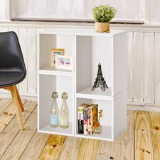"Verona Storage 37"" Cube Unit Bookcase"