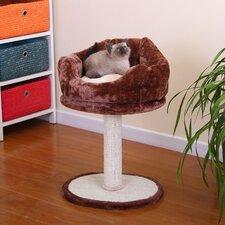 """30"""" Soft Fleece Cat Perch"""