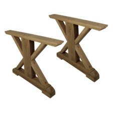 Mix & Match Frame T Table Legs (Set of 2)