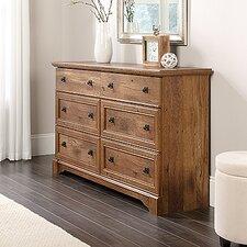 Demello 6 Drawer Dresser