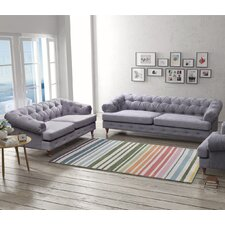 Washington 3 Seater Sofa and Loveseat Set
