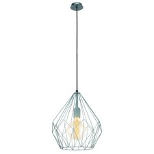 Kjell Geometric 1 Light Mini Pendant Light