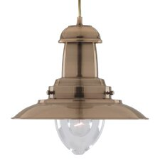 Quinault 1-Light Mini Pendant