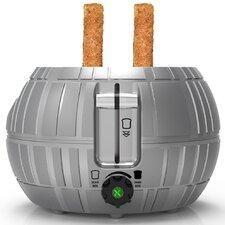 2-Slice Star Wars Death Star Toaster
