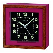 Comet Bedside Alarm Clock