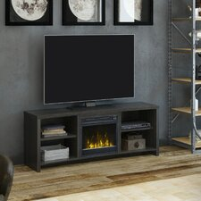 "Cadle 60"" TV Stand with Electric Fireplace"