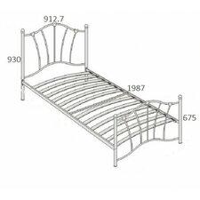 Sophia Single Bed