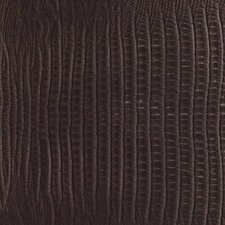"""Rainforest 15-1/4"""" x 15-1/4"""" Recycled Leather Tile in Mini Gator Sienna"""
