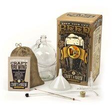 Brown Ale Craft Beer Kit