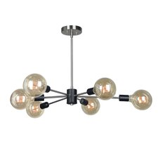 Ethan 6-Light Sputnik Chandelier