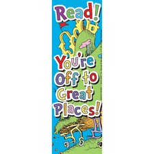 Seuss - Oh The Places You'll Go Bookmark (Set of 2)