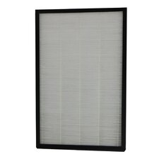 Integrated True HEPA and Active Carbon Replacement Air Filter