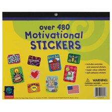 Jumbo Book Sticker (Set of 2)