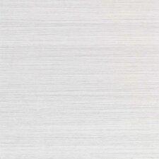 "Fabrique 12"" X 24"" Porcelain Fabric Look/Field Tile in Blanc Linen"