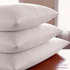Damask Hutterite Goose - Level I 370T.C. Down Pillow