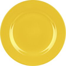 Fun Factory Dinner Plate in Yellow (Set of 4)