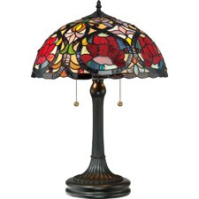 "Larissa Tiffany 23"" Table Lamp"