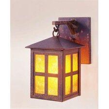 Old Faithful Small Hanging 1-Light Outdoor Wall Lantern