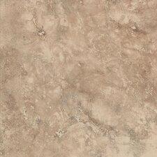 "Mirador 20"" x 20"" Porcelain Field Tile in Brown Pearl"