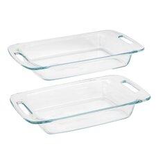 Easy Grab 2 Piece Baking Dish Set