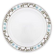 "Livingware 10.25"" Tree Bird Dinner Plate (Set of 6)"