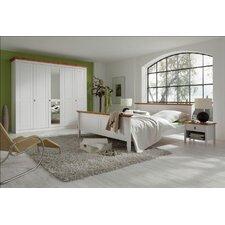 4-tlg. Schlafzimmer-Set Capri, 180 x 200 cm