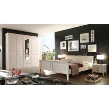 4-tlg. Schlafzimmer-Set Bozen