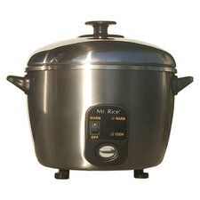 6-Cup Rice Cooker and Steamer