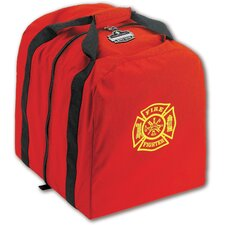 Arsenal Step In Tall Gear Bag in Red