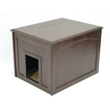 Cat Condo & Litter Box Enclosure