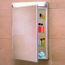 "PL Series 19.25"" x 30"" Recessed or Surface Mount Medicine Cabinet"