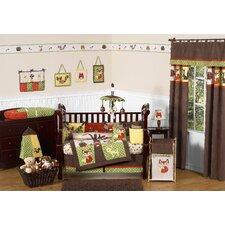 Forest Friends 9 Piece Crib Bedding Set