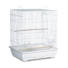 Square Top Parakeet  Bird Cage