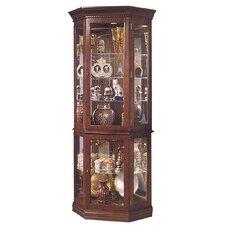 QUICK VIEW. Lorraine Corner Curio Cabinet