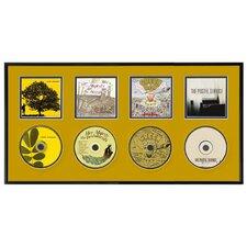 Quad CD Picture Frame