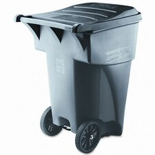 Brute Rollout Heavy Duty Container 95 Gallon Trash Can