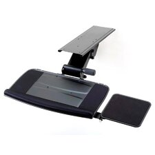"7.9"" H x 28"" W Desk Keyboard Platform"
