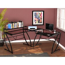 Chandler L-Shape Writing Desk