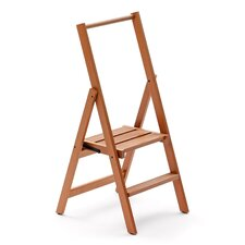 Kimora 0.94m Wood Step Ladder