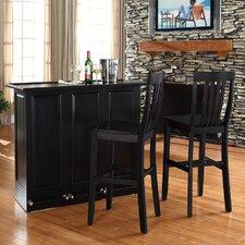 Bar Set with Wine Storage