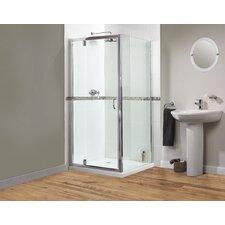 Shine 76cm Pivot Shower Door