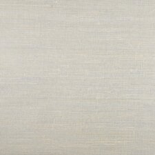 """Candice Olson II Grasscloth 24' x 36"""" Solid Foiled Wallpaper"""