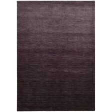 Haze Smoke Elderberry Area Rug