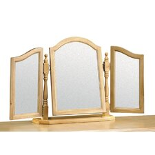 Woodward Arched Dressing Table Mirror