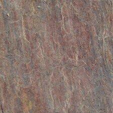 """12"""" x 12"""" Quartzite Field Tile in Copper"""