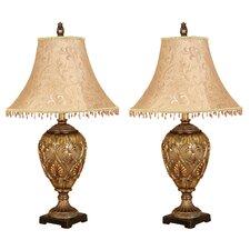 "Dessa 31"" Table Lamp Set (Set of 2)"