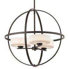 Olsay 3-Light Globe Pendant