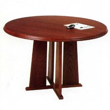 Contemporary Series Circular Conference Table